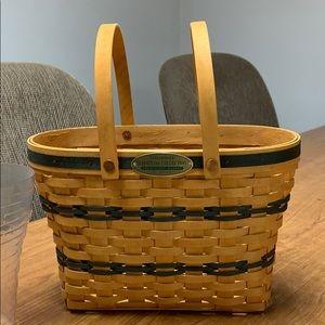 Longaberger Traditions Fellowship Basket NEW